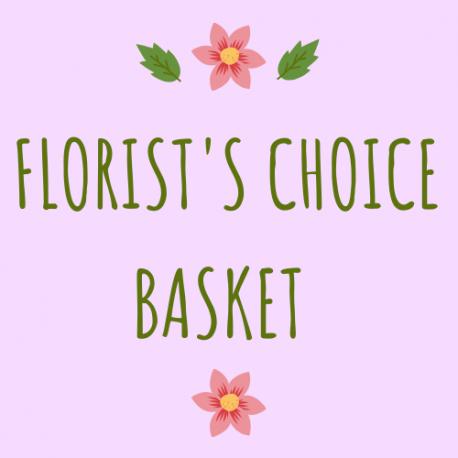 Florist's Choice Basket