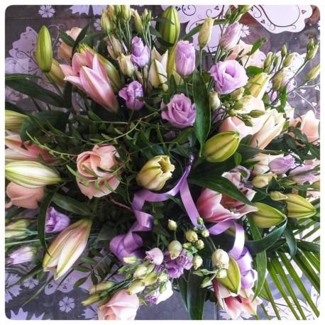 Callista handtied bouquet