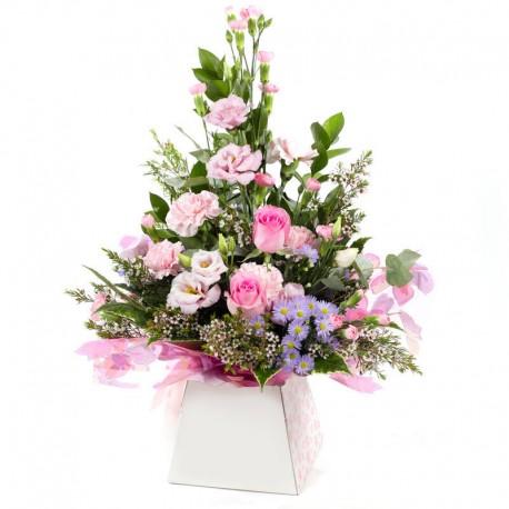 Super Mum pretty flowers
