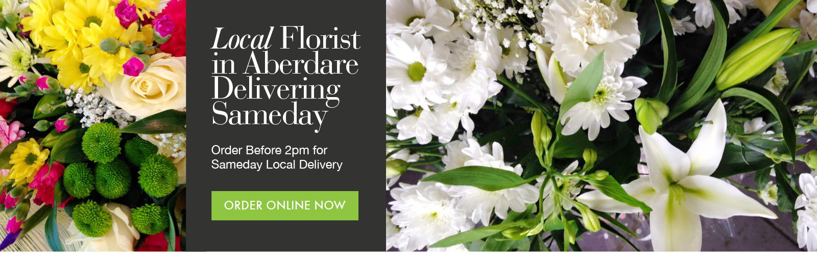 Florists In Aberdare Flower Delivery By Gwillim Tel 01685 871952