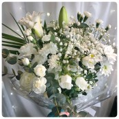 Sensation handtied bouquet