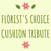 Florist's Choice Cushion Tribute