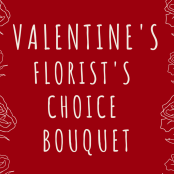 Valentine's Florist's Choice Bouquet