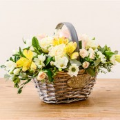 Sofia basket arrangement